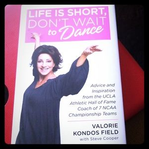 Life is Short Don't Wait to Dance